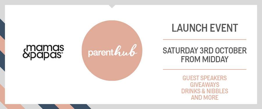 MamaBabyBliss at Mamas & Papas Parent Hub Launch