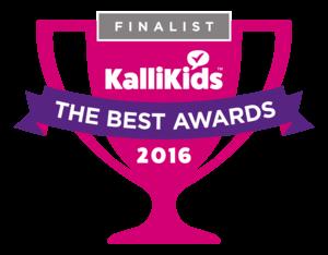 Kallikids Awards 2016 Finalist