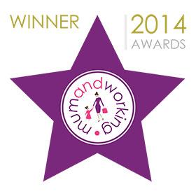 Mum and Working 2014 Awards: Winner