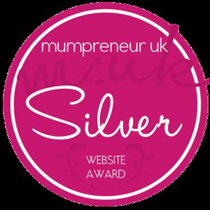 Mumpreneur UK Silver Award