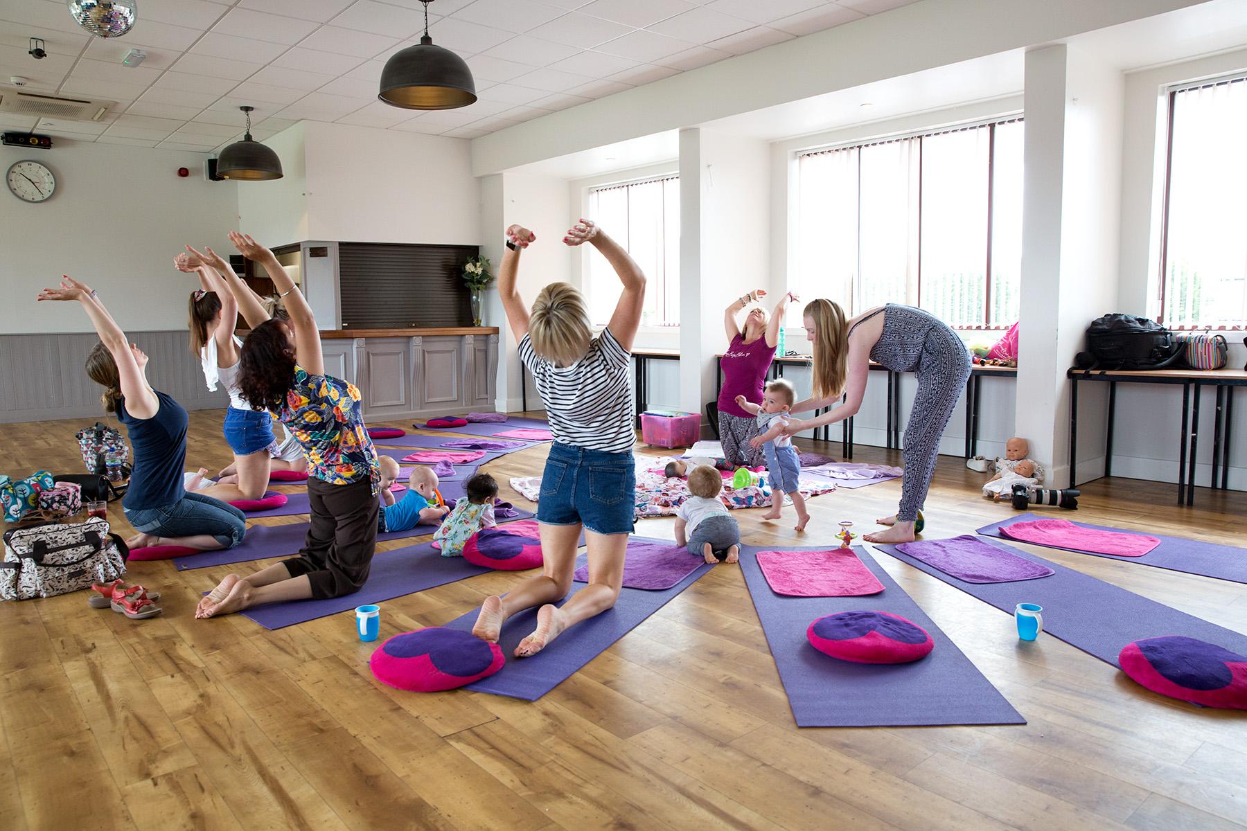 pilates west bridgford