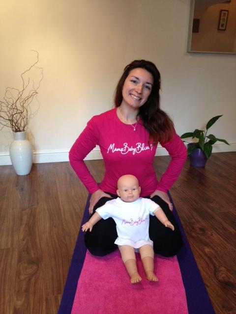 Rachel Allen, MamababyBliss Teacher for Welwyn, Herts