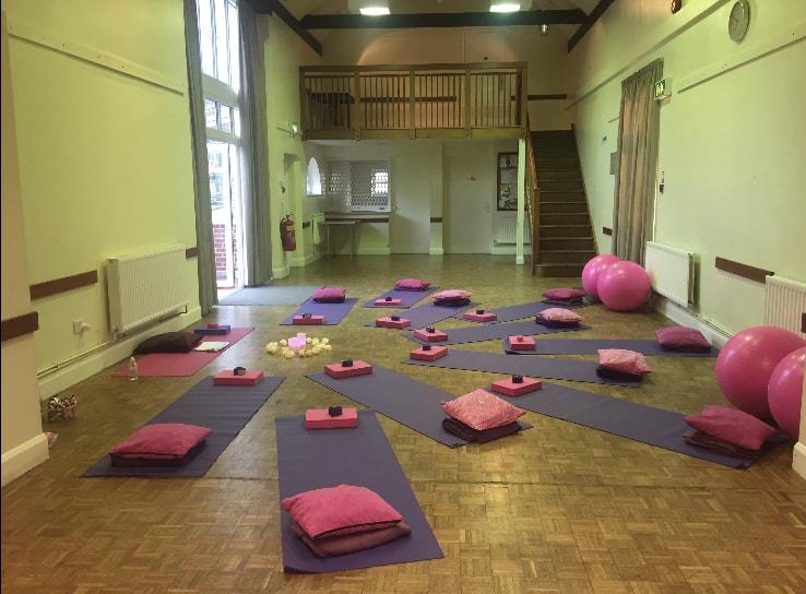 MamaBabyBliss Kent Pregnancy Yoga