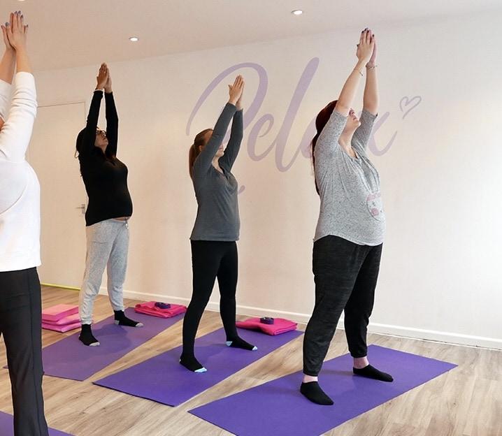Pregnancy Yoga Classes, Hitchin, Hertfordshire