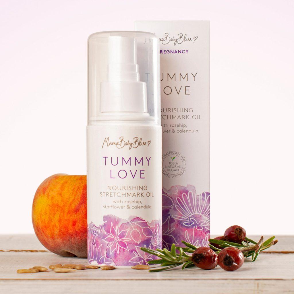 Tummy Love Stretchmark Oil